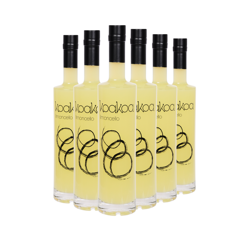 koakoa Limoncello 375 ml six-pack (save $35)