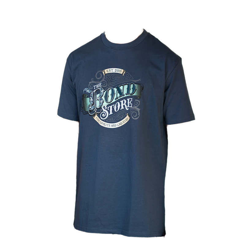 The Bond Store t-shirt
