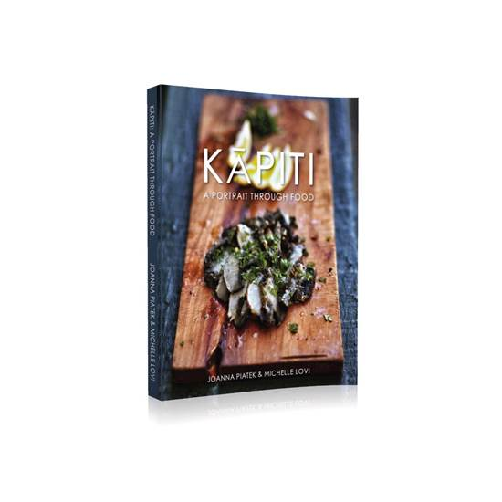 Kāpiti - A Portrait through Food (book)