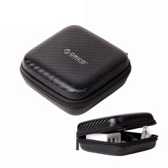 ORICO Earphone Box Portable Waterproof Shockproof Hard Cable Storage Case Bag Card Charger Organizer