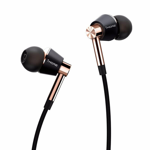 Xiaomi 1MORE E1001 Six Drivers Dual Balanced Armatures+Dynamic Driver Earphone Headphones With Mic