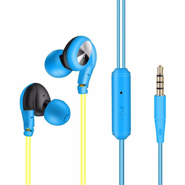 S800 Outdoor Sport Running Noise Isolating Sweat-proof In-ear Earphone Earbuds with Mic for Xiaomi