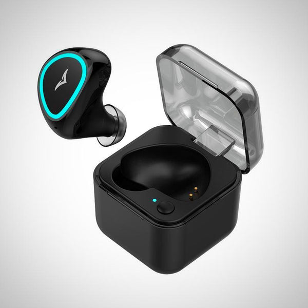 TUZE TZ9 HiFi Mini Wireless Bluetooth Earphone Portable Single Earbud Handsfree with Charging Box