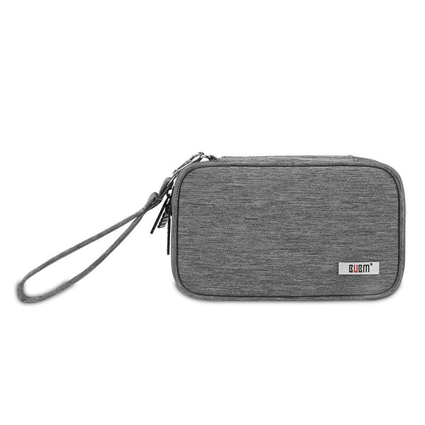 BUBM Outdoor Portable Water-proof USB Cable Power Bank Accessory Storage Bag Earphone Collection Box