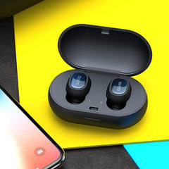 [Truly Wireless] Mini Dual Bluetooth Earphone Stereo IPX5 Waterproof Headphones With Charging Box