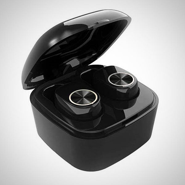 [Truly Wireless] V7 Bluetooth Earphone Invisible Stereo Waterproof Lightweight With Charging Box