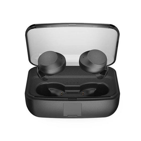 [Bluetooth 5.0] TWS Wireless Earphone CVC8.0 Noise Cancelling IPX7 Waterproof 3000mAh Charging Box