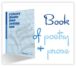 A book of poetry & prose