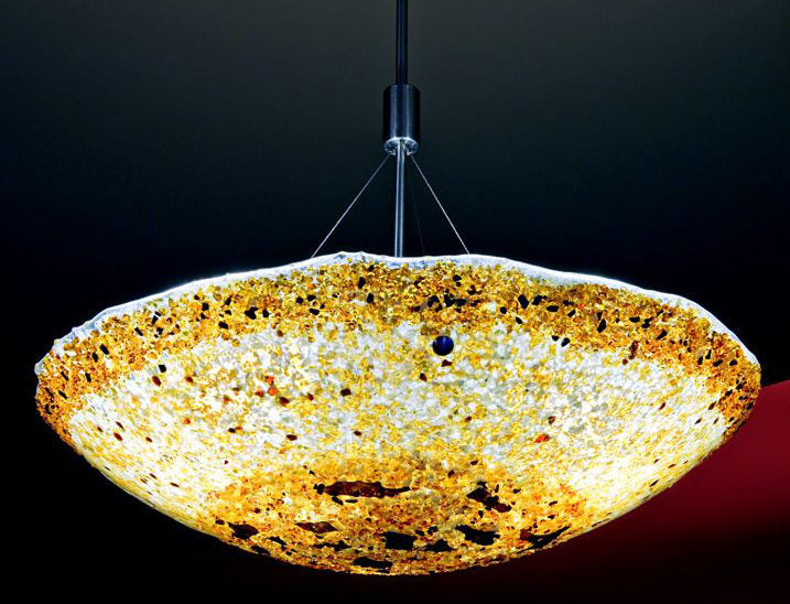 Lighting Hanging Confetti Chandelier