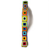Carnival Wall Story Pole Wall Wave (Black Centers)