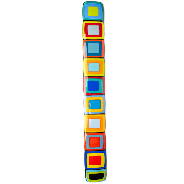 Carnival Wall Story Pole (colored centers)