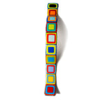 Carnival Wall Story Pole Wall Wave (Colored Centers)