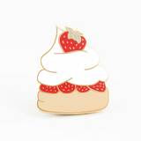 Strawberry Shortcake Pin