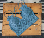 CROCHET BRALETTES *15 COLORS*
