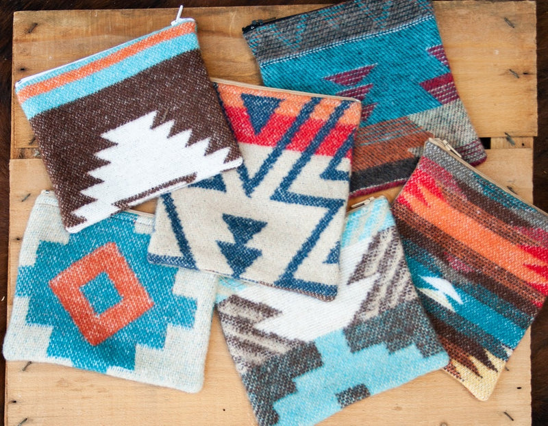 AZTEC COIN BAGS