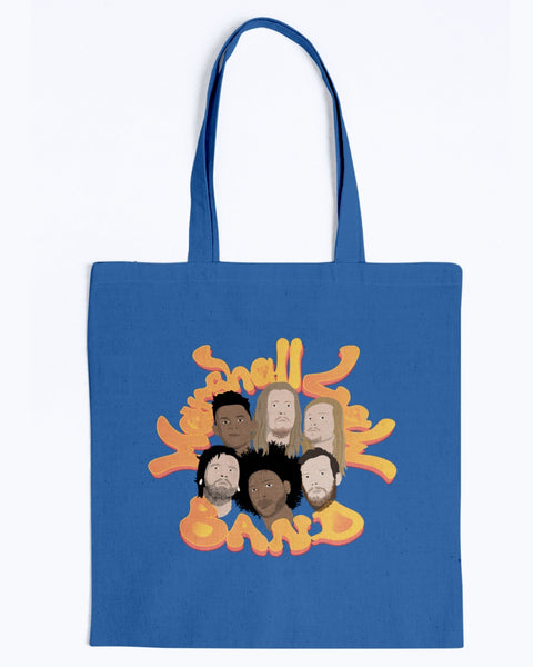 MLB HEADS // Canvas Tote Bag