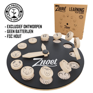 ZNOET - Learning Play Clock