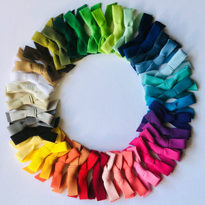 ALL 40 Handtied Bias Tape Bows