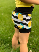 Load image into Gallery viewer, Lemon Stripe Bummies