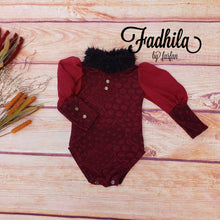 Load image into Gallery viewer, FADHILA BODYSUIT