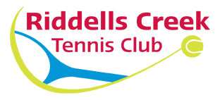 Riddells Creek Tennis Club - Sponsored by O'Shanassy Meats & Poultry