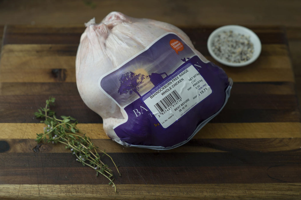Bannockburn Free Range Whole Roast Chicken