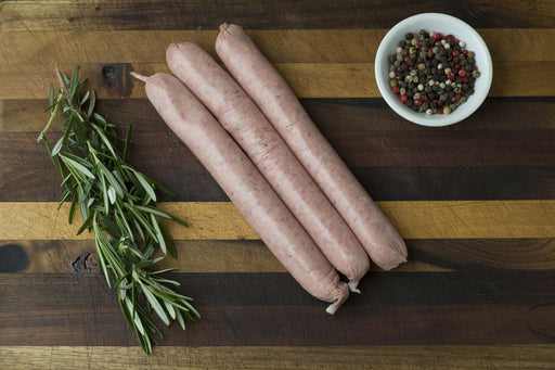 Herb & Garlic Sausages