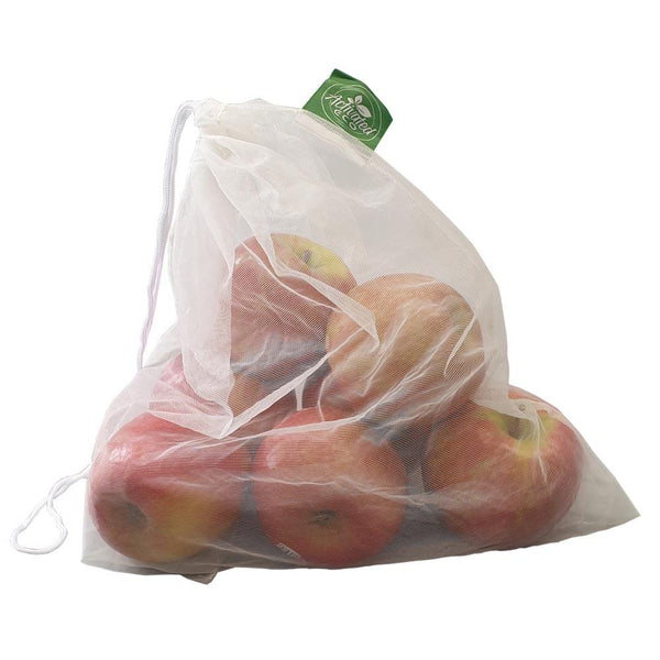 Ditch the Plastic Waste with our rPET Produce Bags