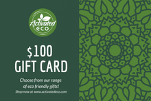ActivatedEco $100 gift card