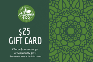 ActivatedEco $25 gift card