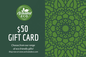 ActivatedEco $50 gift card
