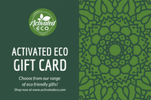 ActivatedEco gift card