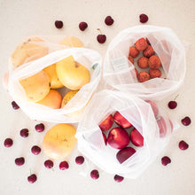 Eco Reusable R-Pet Mesh Produce Bags