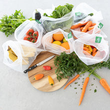 Reusable R-Pet Mesh Produce Bags