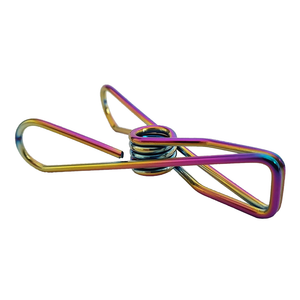 Rainbow Infinity Clothes Peg