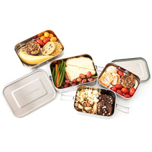 Stainless Steel Two-Layer Lunch Box