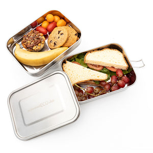 Save 15% - Stainless Steel Lunchbox