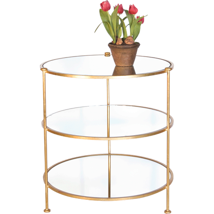 3-Tier Side Table