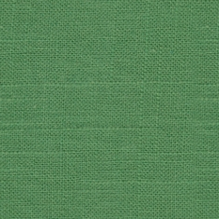 Accent Linen, Kelly Green