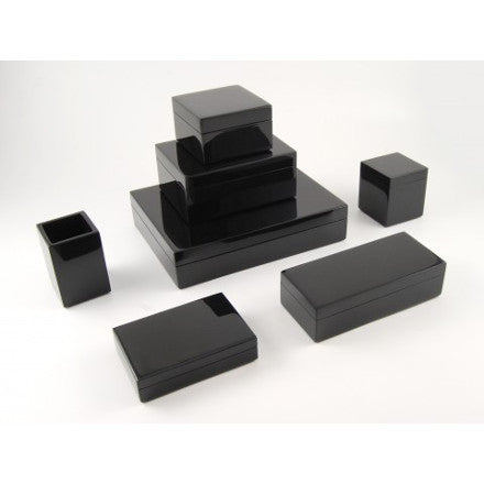 Black Lacquer Box Collection