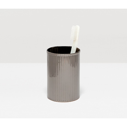Black Nickel Redon Brush Holder.
