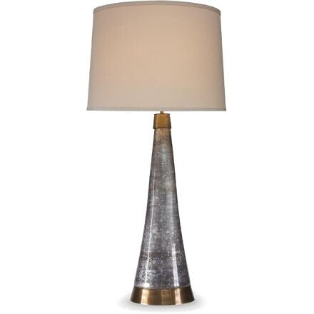 Blakely Table Lamp - Macchiato with Aged Brass
