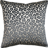 Cheetah Velvet Pillow (other colors available)