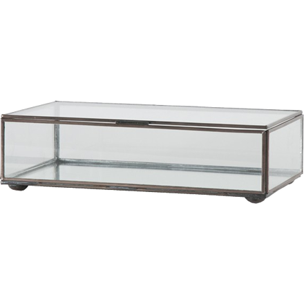 Clear Rectangular Box (other sizes available)