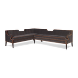 Mr. Brown Draper Banquette Sectional