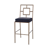 Fitzroy Barstool (other upholstery available)