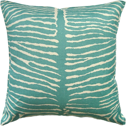 Le Zebre Pillow (other options available)