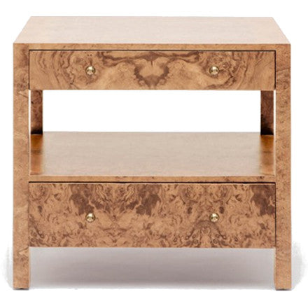 Lindsey Double Nightstand (other finishes available)