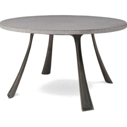 Martinez Dining Table - Lava Rock