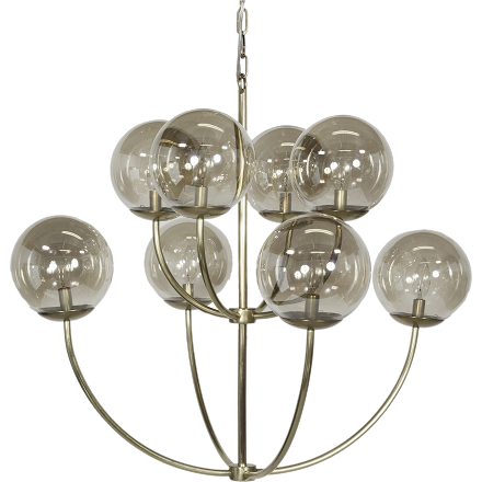Monty Chandelier (other finishes available)